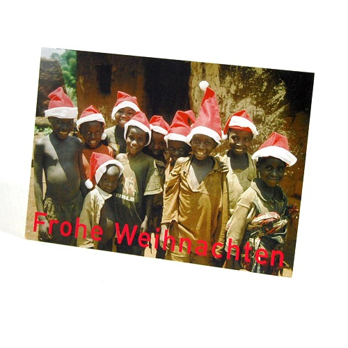 funny charity christmas cards for burundikids