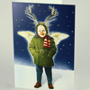 funny Christmas Cards: Rudolph